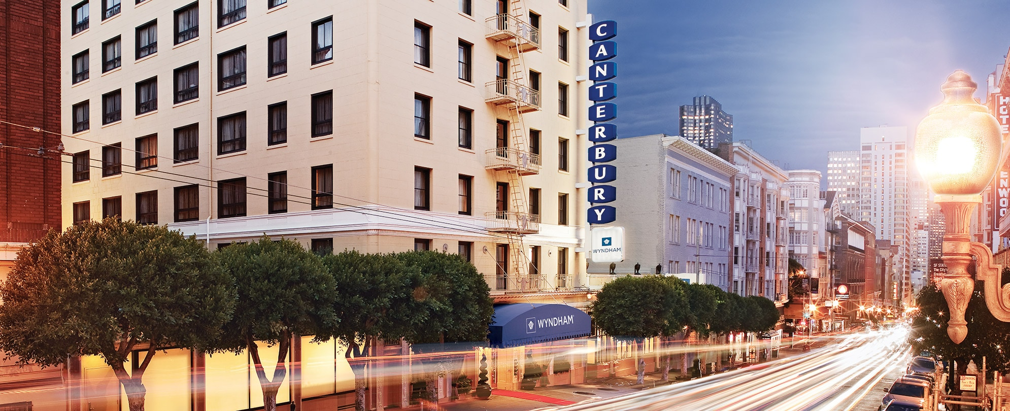 Wyndham Canterbury San Francisco