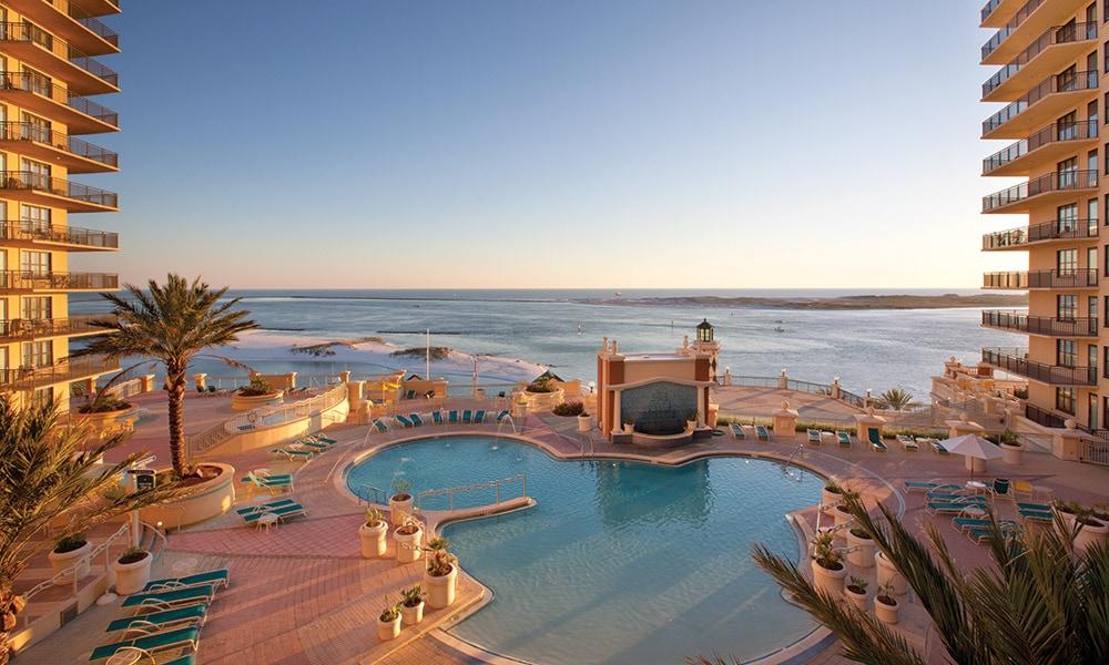 Timeshare Resorts In Destin Fl Club Wyndham Emerald Grande At Destin Club Wyndham