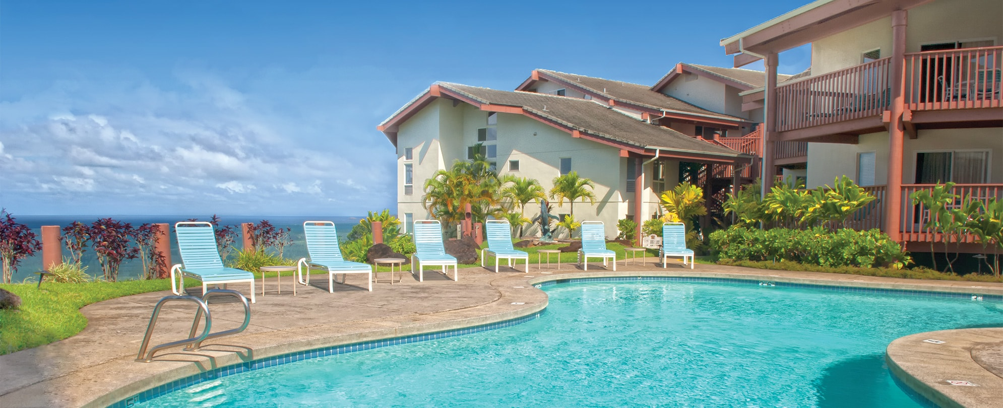 Timeshares in Princeville Hawaii  Wyndham Shearwater