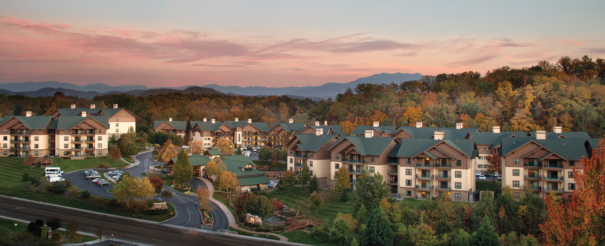 Timeshares in Sevierville Tennessee  Smoky Mountains