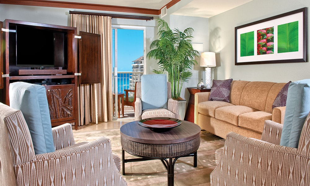 Wyndham Waikiki Beachwalk/ 4BR Presidential Unit# 1201