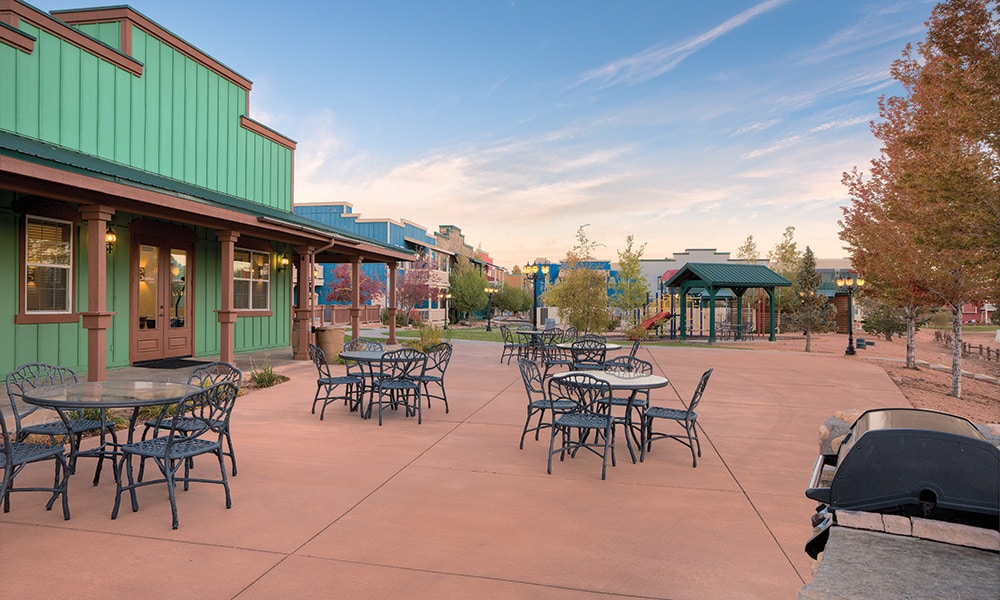 Timeshares in Overgaard, Arizona - WorldMark Bison Ranch